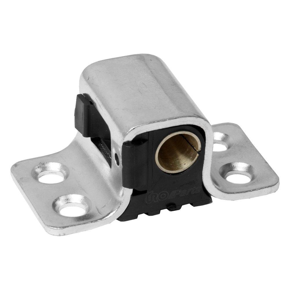 Uro parts 1237200104 front driver side door lock striker for Door lock parts