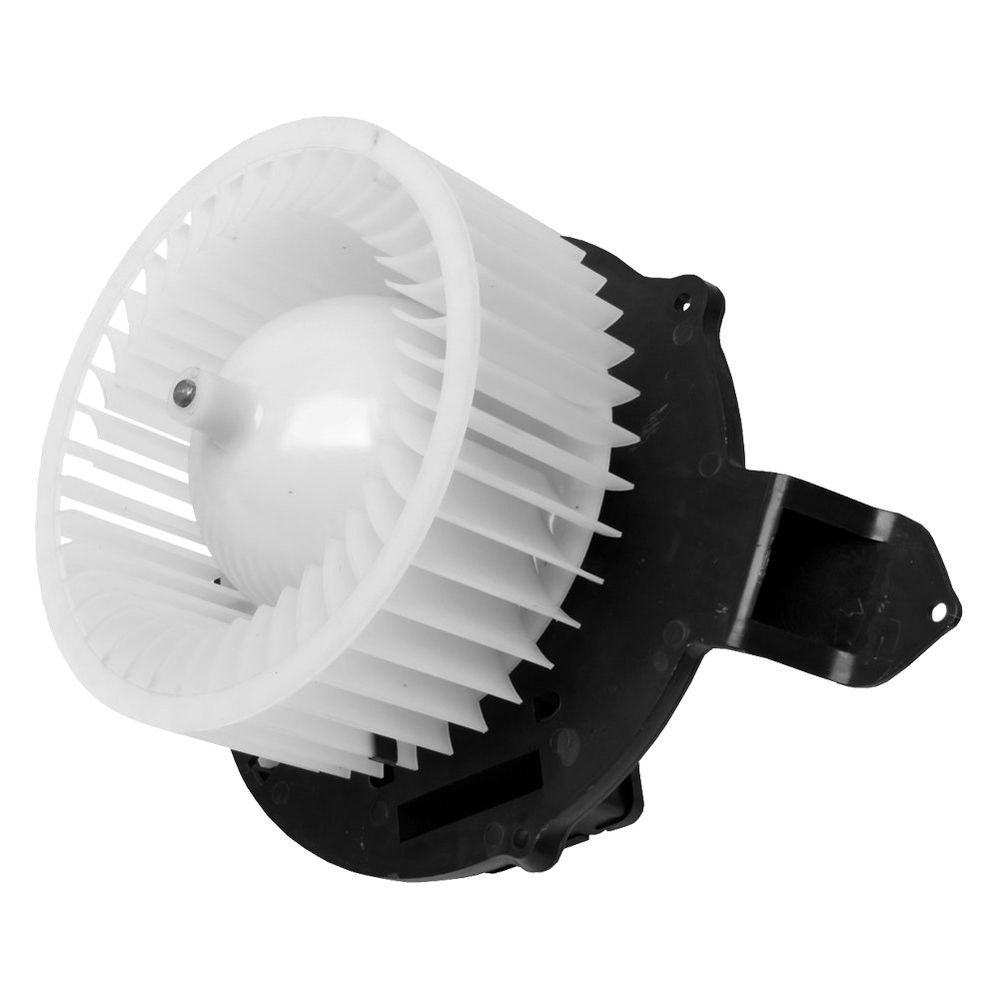 Uro parts 1238201642 hvac blower motor with plastic fan for Furnace blower motor replacement cost