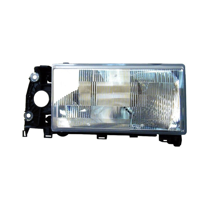 Headlight Assembly Parts : Uro parts volvo without factory fog lights