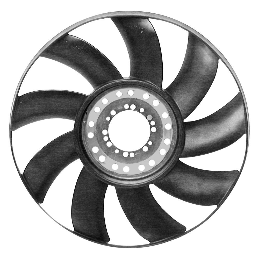 Motor Cooling Blades : Uro parts cooling fan blade