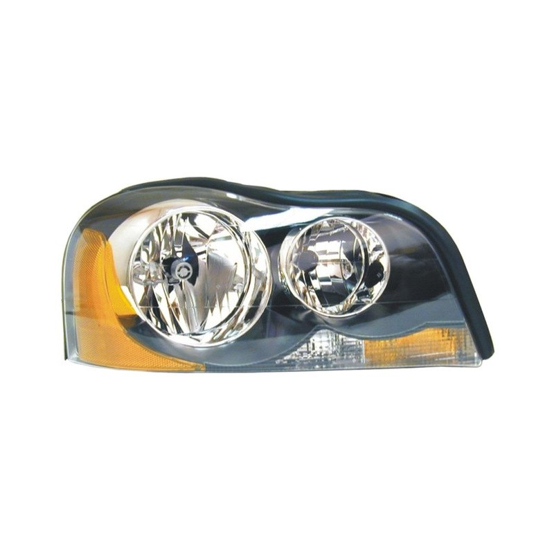 Headlight Assembly Parts : Uro parts volvo xc replacement headlight assembly