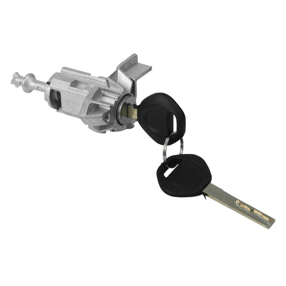Uro parts 51217035421 front driver side exterior door for Door lock parts