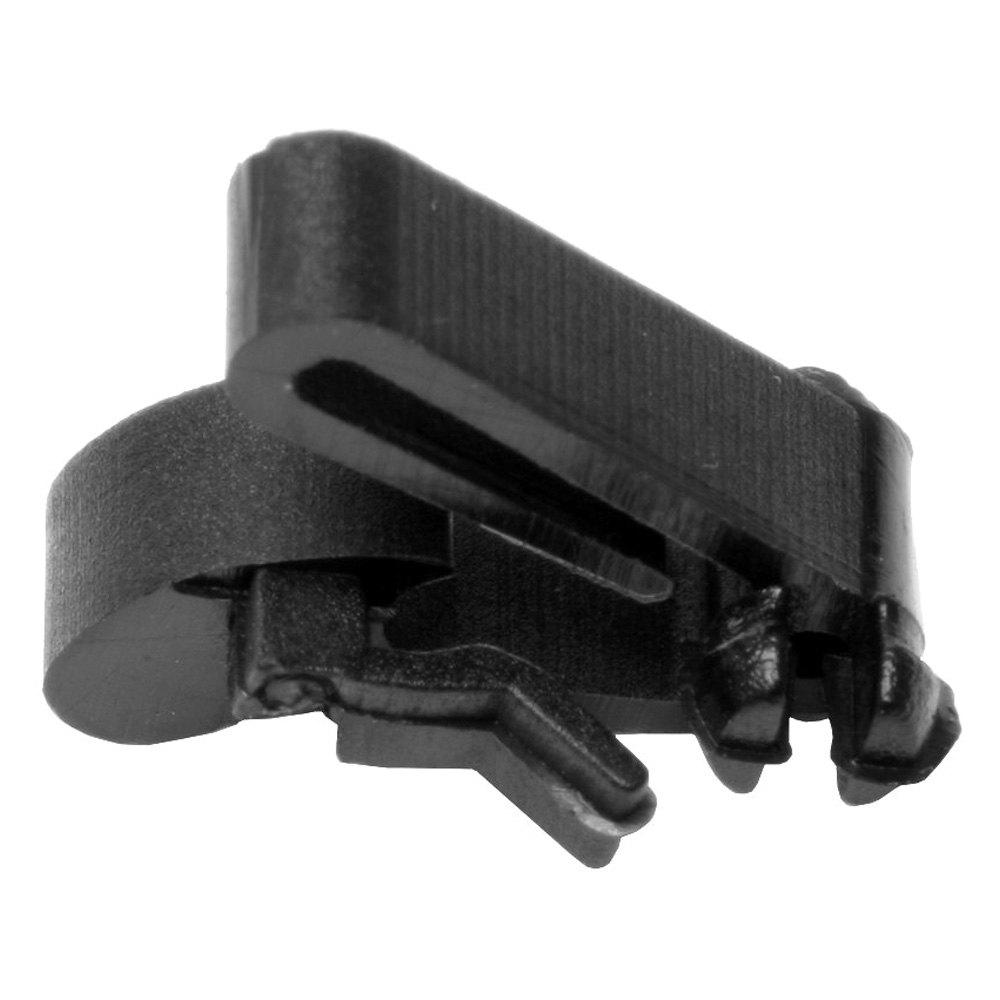 Uro parts bpx700010 passenger side fuel door latch for Door latch parts