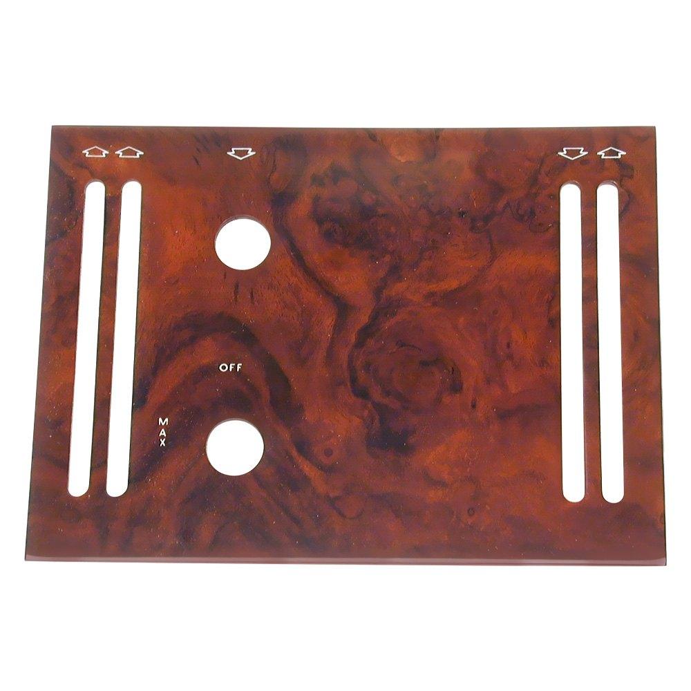 Burl Wood URO Parts WK107ACB5 AC Panel