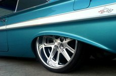 U.S. MAGS® - M-ONE U424 Polished on Chevy Impala