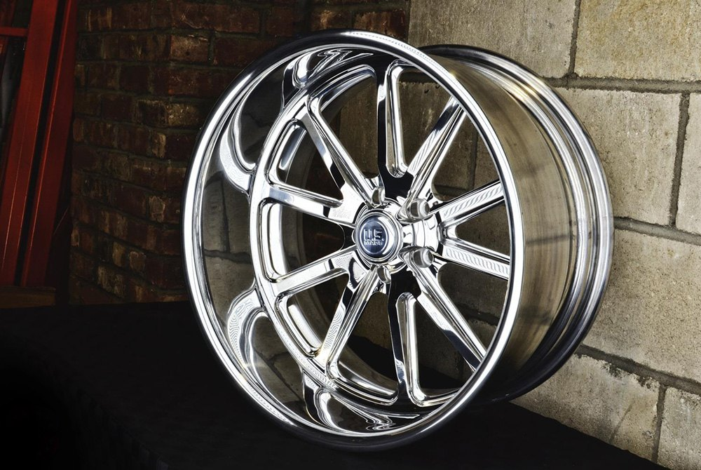 U S Mags Wheels Amp Rims From An Authorized Dealer