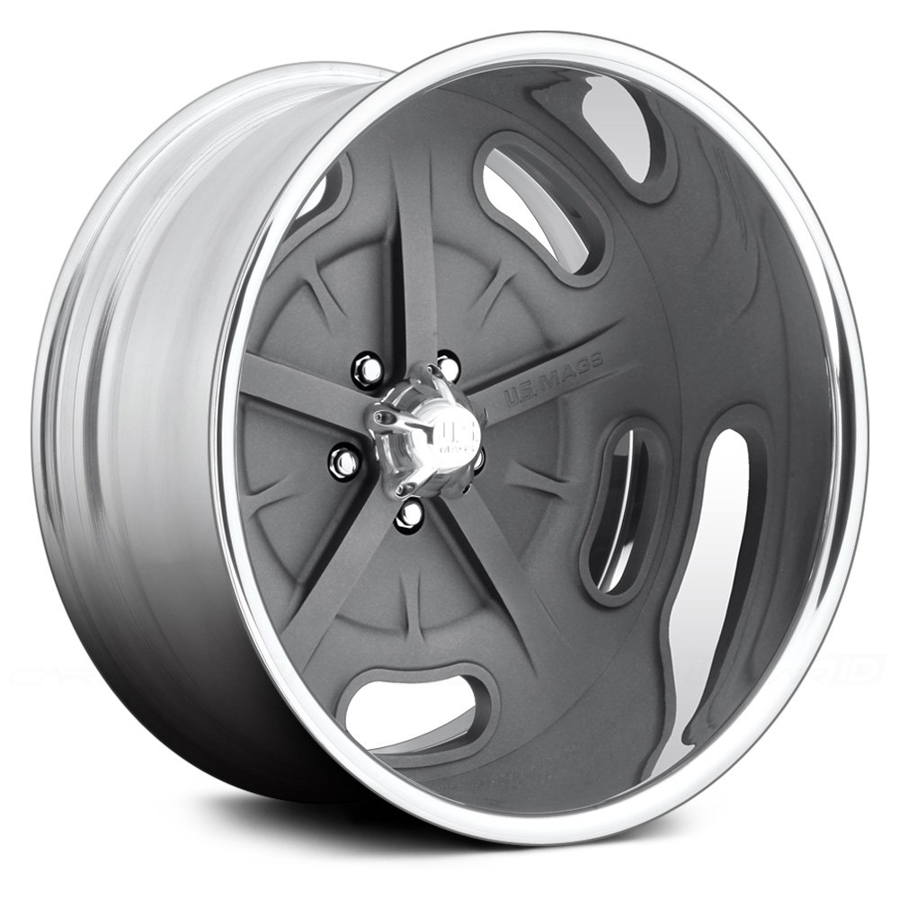 U S Mags 174 Bonneville U435 Wheels Custom Rims