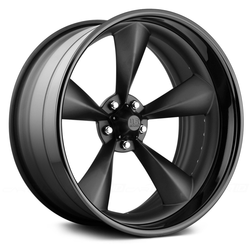 US MAGSR STANDARD U500 2PC Step Lip Forged Welded Wheels