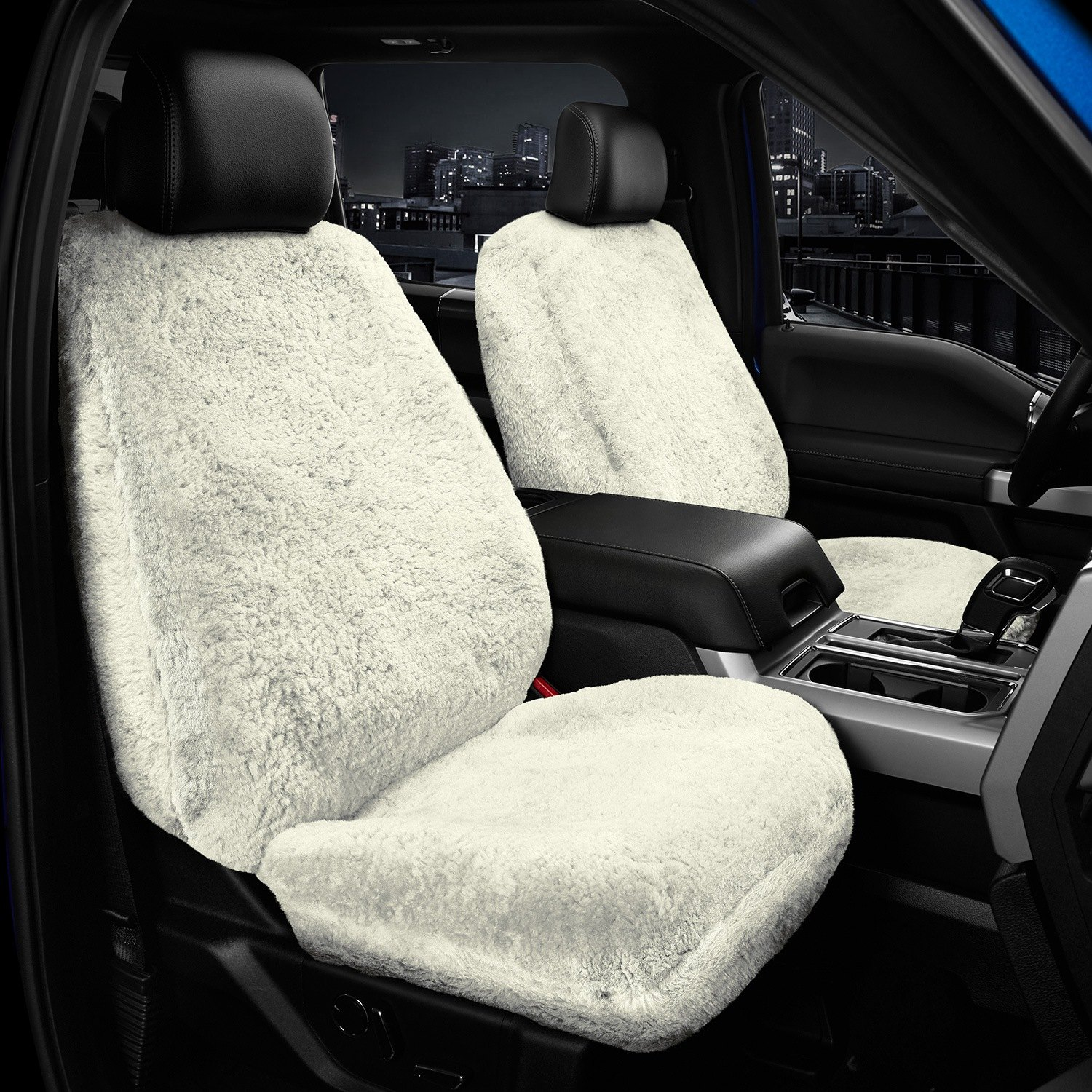 us sheepskin ford f 150 2016 tailor made deluxe superfit seat cover. Black Bedroom Furniture Sets. Home Design Ideas