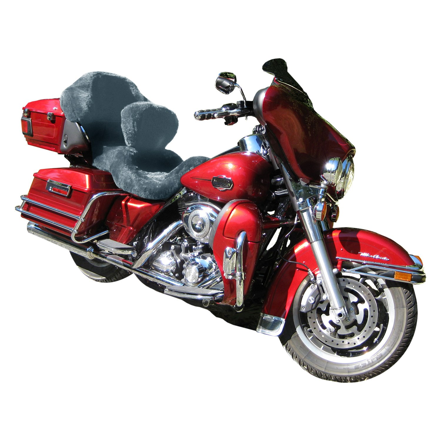 Us Sheepskin 9331 09 Tailor Made Motorcycle Seat Cover