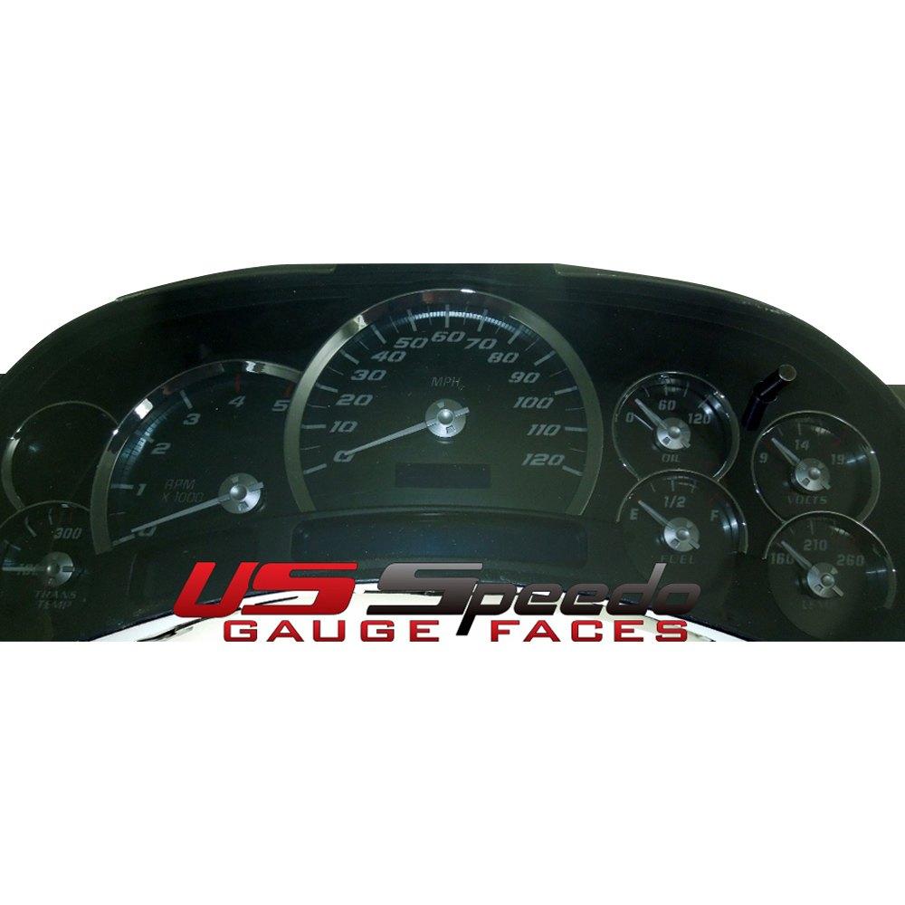 Chevy Tahoe LS / LT / Z71 2005 Stealth