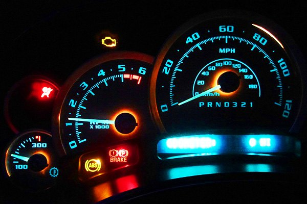 US Speedo™ | Custom Gauge Faces, LED Dash Kits, Needles – CARiD com