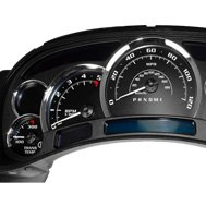 US Speedo® - Escalade Edition Gauge Face Kit