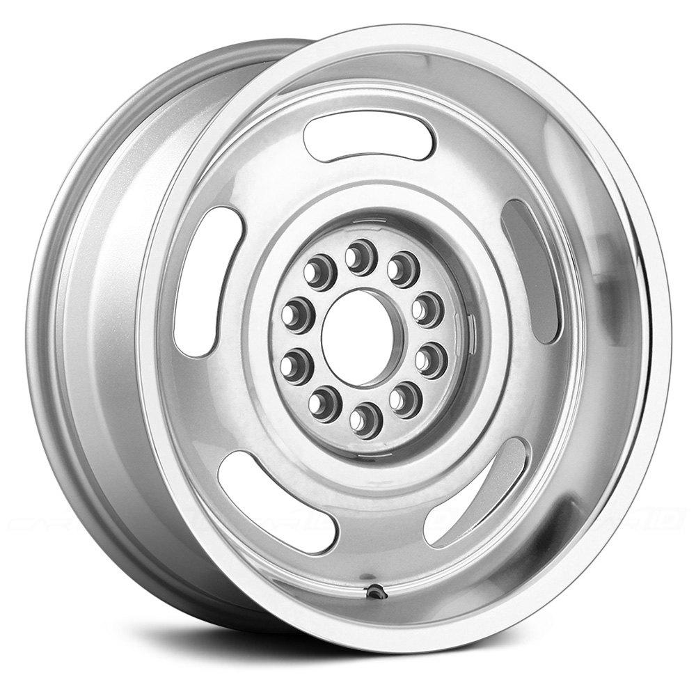 Us Wheels 174 Corvette Rally Series 623 Wheels Silver