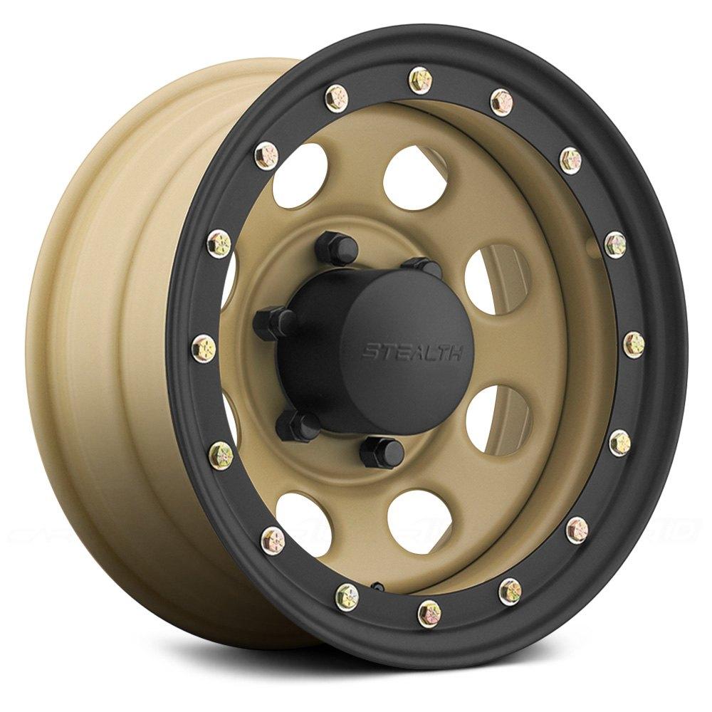 Us Wheels 174 Crawler Beadlock Wheels Desert Sand Rims
