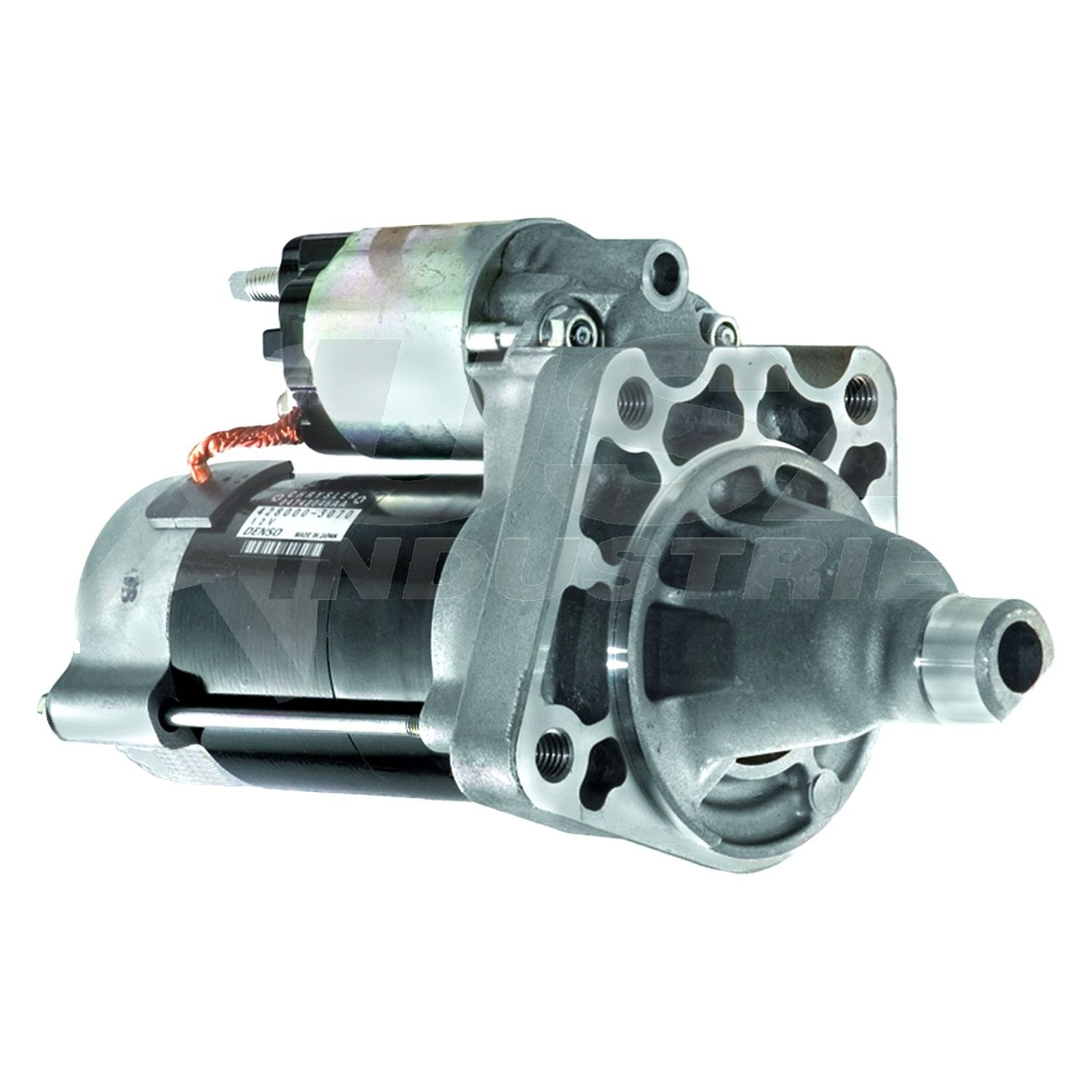 Chrysler 300 2006 2009 Remanufactured Starter: Volkswagen Routan 2009 Remanufactured