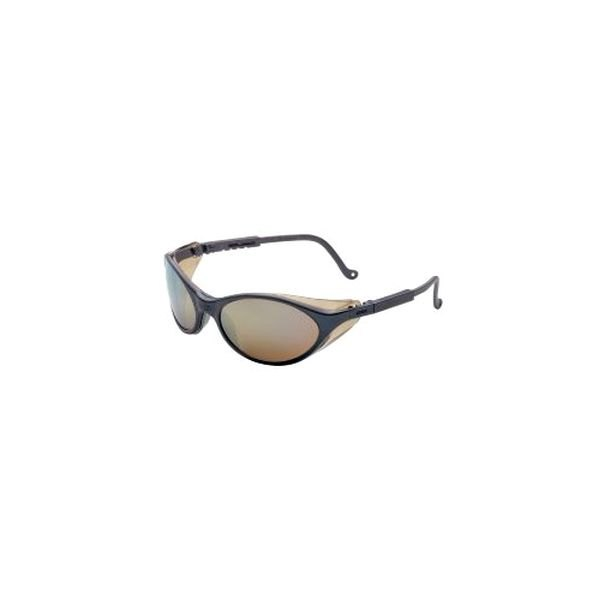 Uvex S1624 - Bandit Safety Glasses with Slate Blue ...