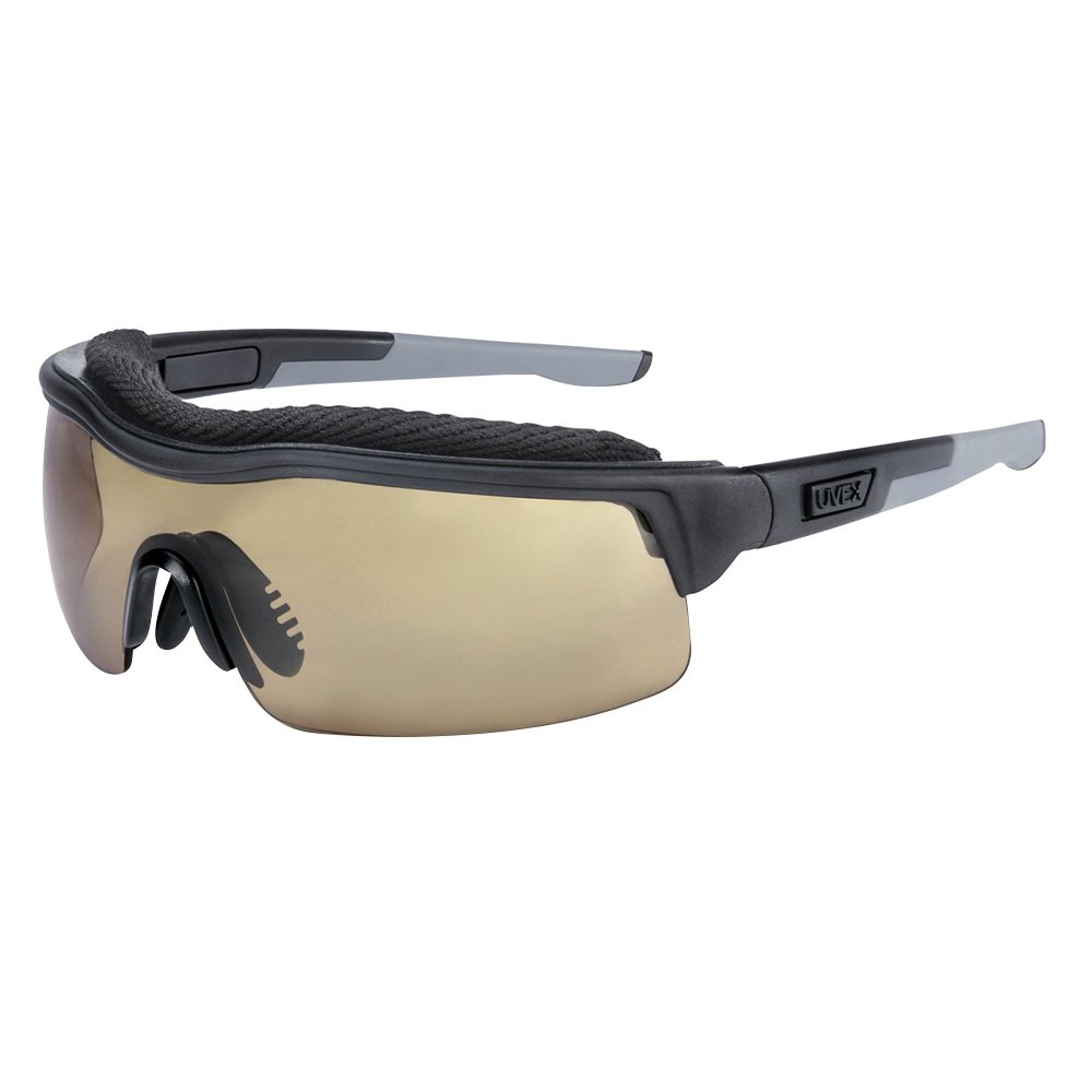 Black Frame Safety Glasses : Uvex SX0301XP - Uvex ExtremePro Black Frame Safety ...