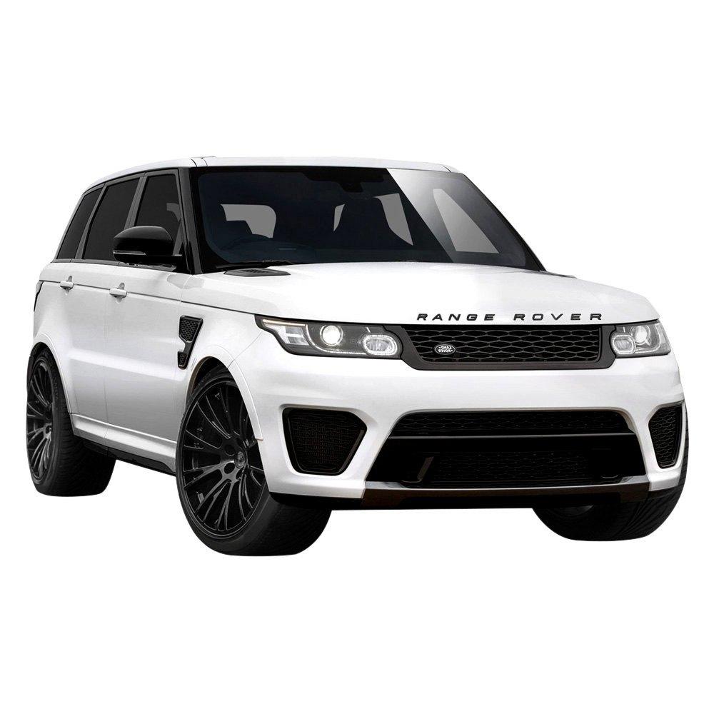 Review 2015 Range Rover Sport Hse: Land Rover Range Rover Sport 2014 SVR Style Body Kit
