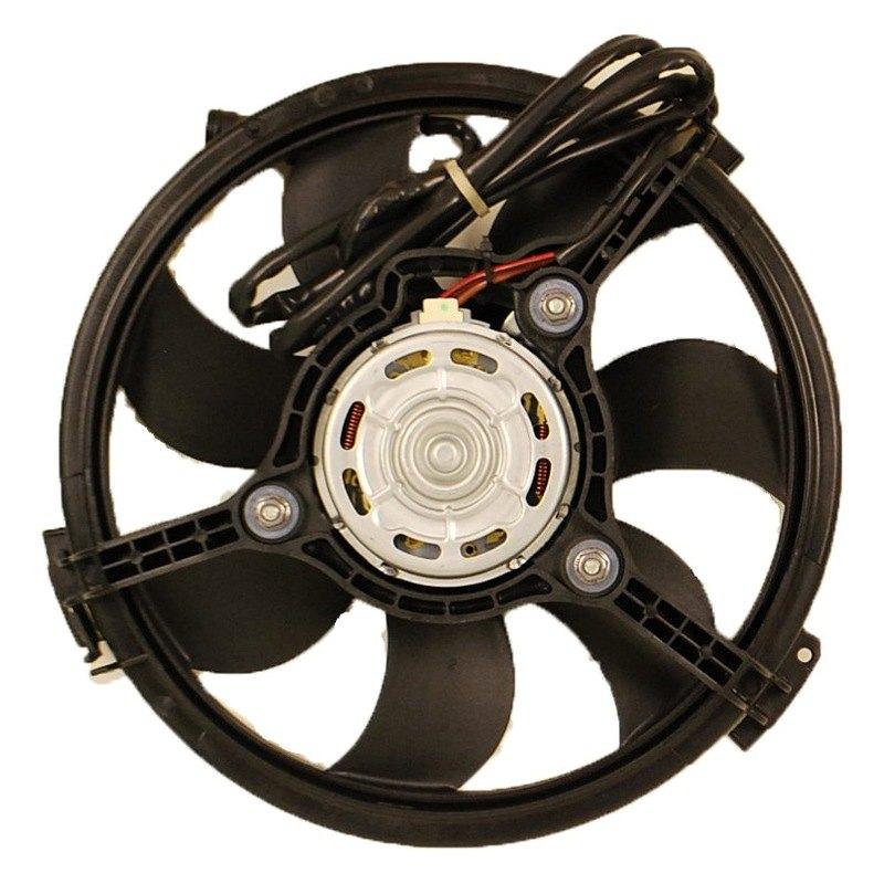 Motor Cooling Blades : Valeo engine cooling fan