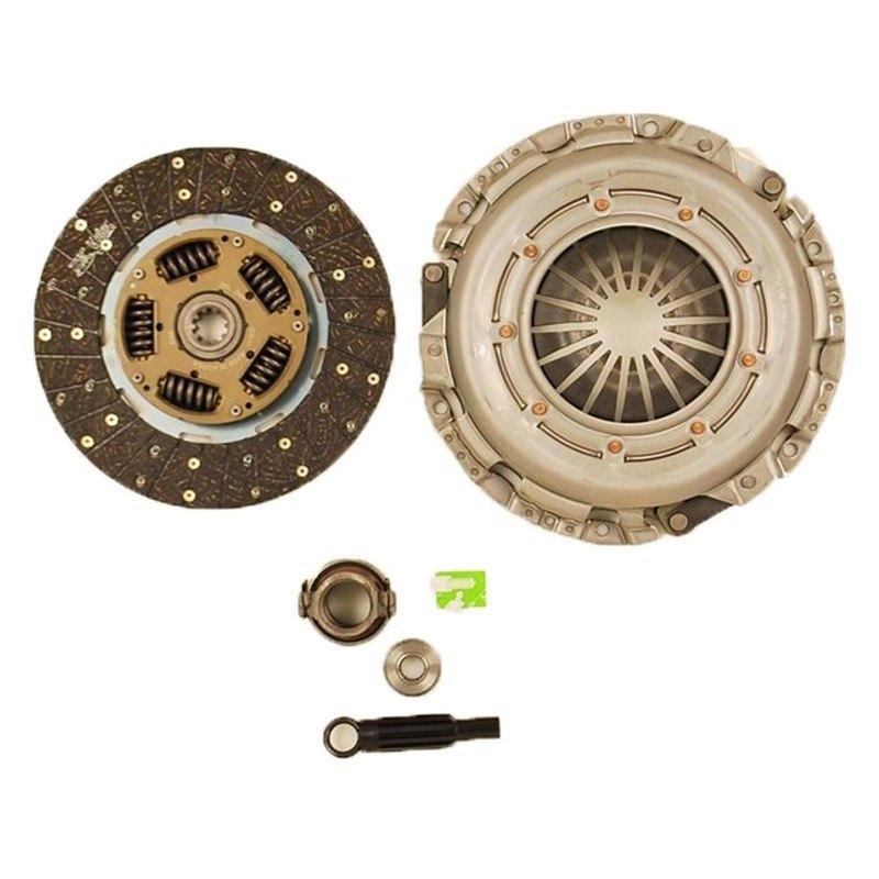 Dodge Oem Replacement Parts : Valeo dodge ram standard transmission oem clutch kit