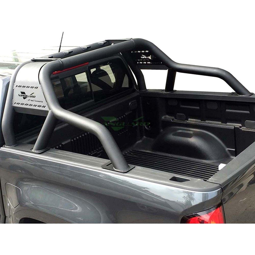 For Ram 1500 2011-2018 Vanguard Off-Road Bravo Black Truck ...
