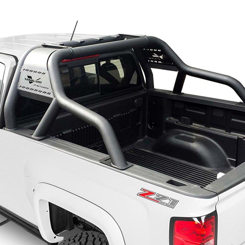 Vanguard Off-Road® VGRB-1896BK - Bravo Black Truck Bed Bar