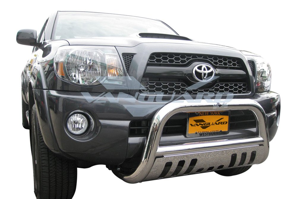 vanguard off road toyota tundra 2008 3 bull bar with skid plate. Black Bedroom Furniture Sets. Home Design Ideas
