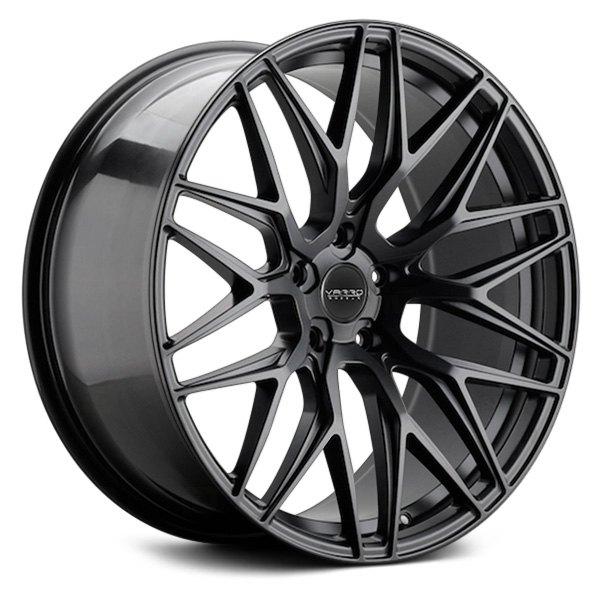 Varro Vd06x Wheels 17x8 38 5x112 73 1 Black Rims Set Of 4
