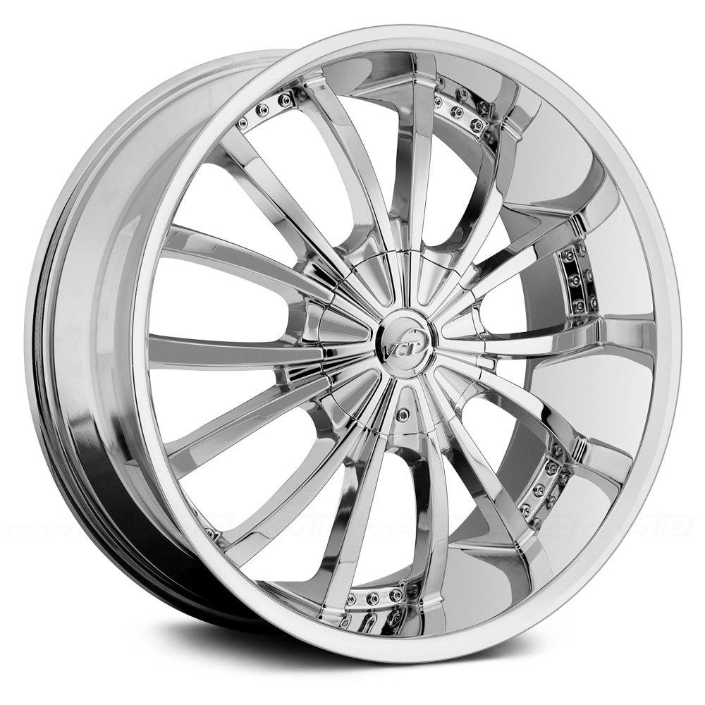 VCT® MANCINI Wheels - Chrome Rims