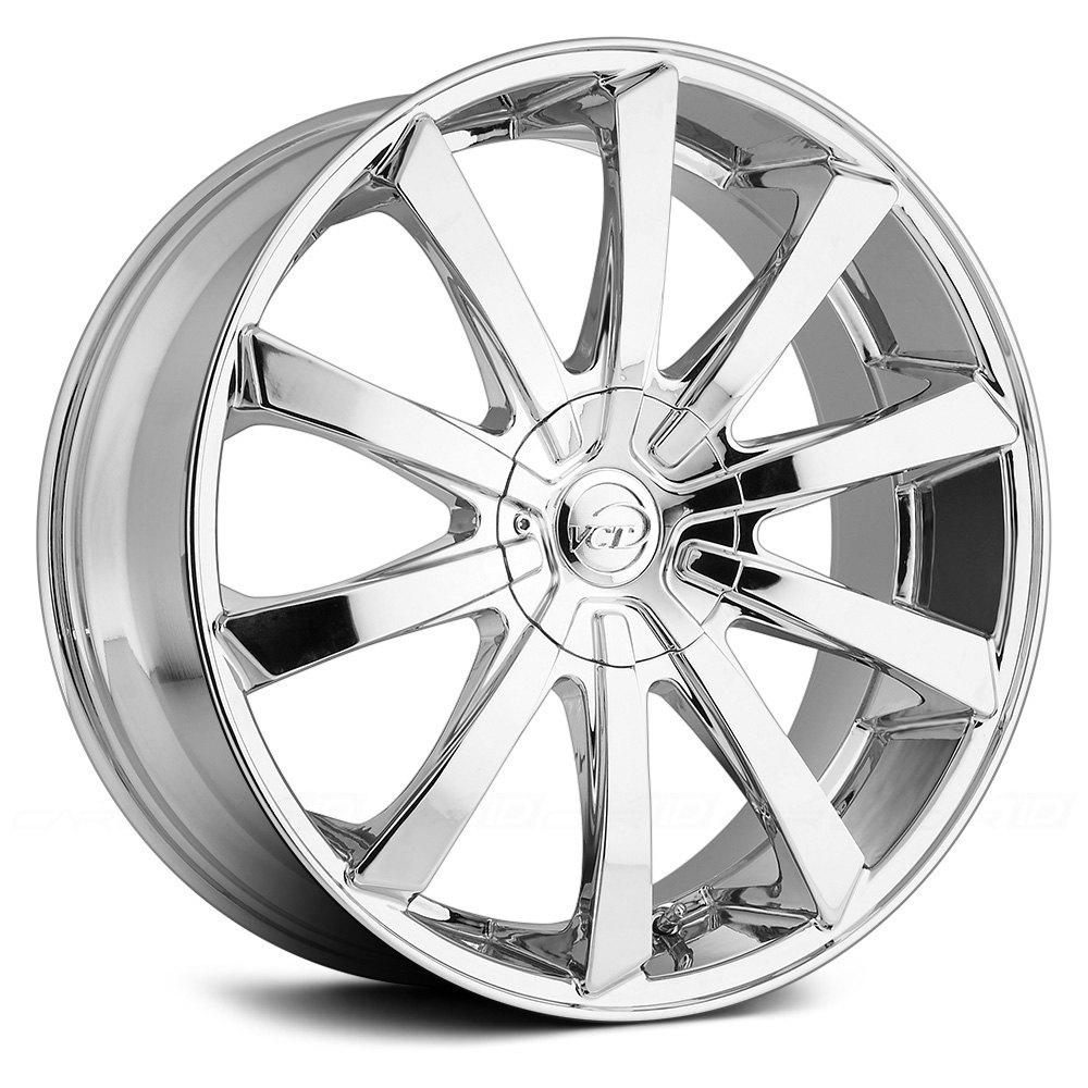 VCT® V48 Wheels - Chrome Rims