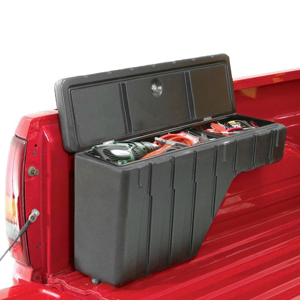 Truck Bed Tool Box Lights : Vdp single lid wheel well tool box