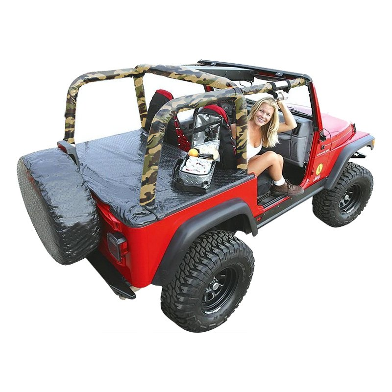 Vdp 174 Jeep Wrangler 1992 Sport Bar Covers