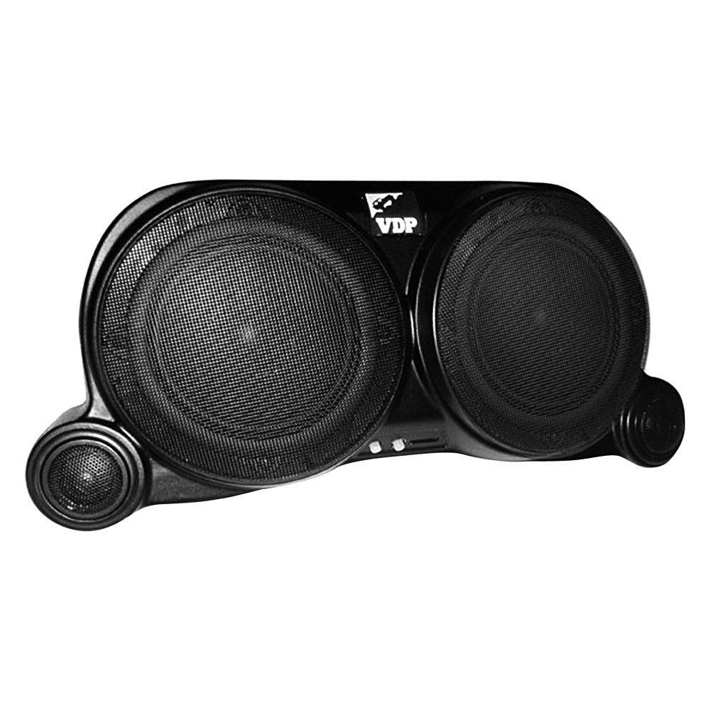 vdp jeep wrangler 1987 1995 four speaker center sound wedge. Black Bedroom Furniture Sets. Home Design Ideas