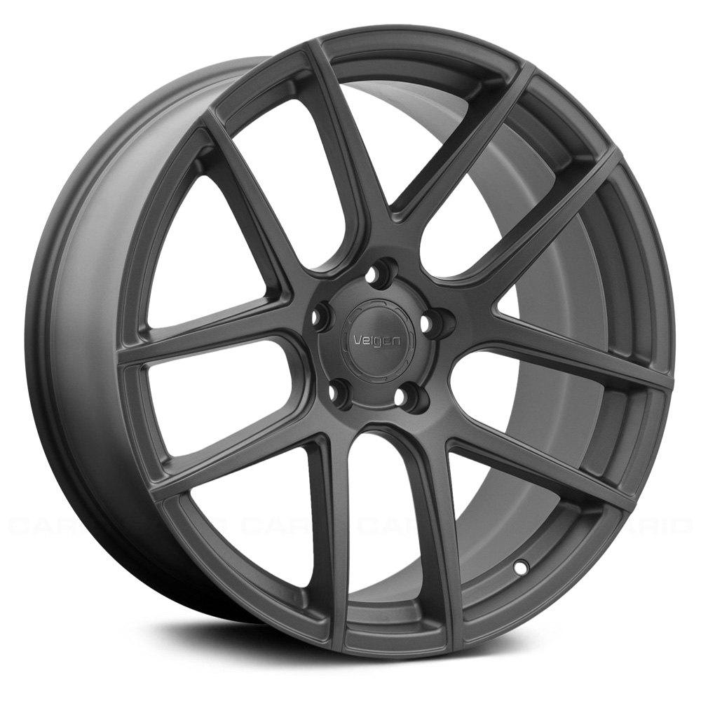 VELGEN® VMB5 Wheels - Matte Gunmetal Rims