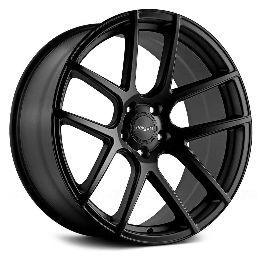 Vmb Satin Black on Dodge Durango Black Rims
