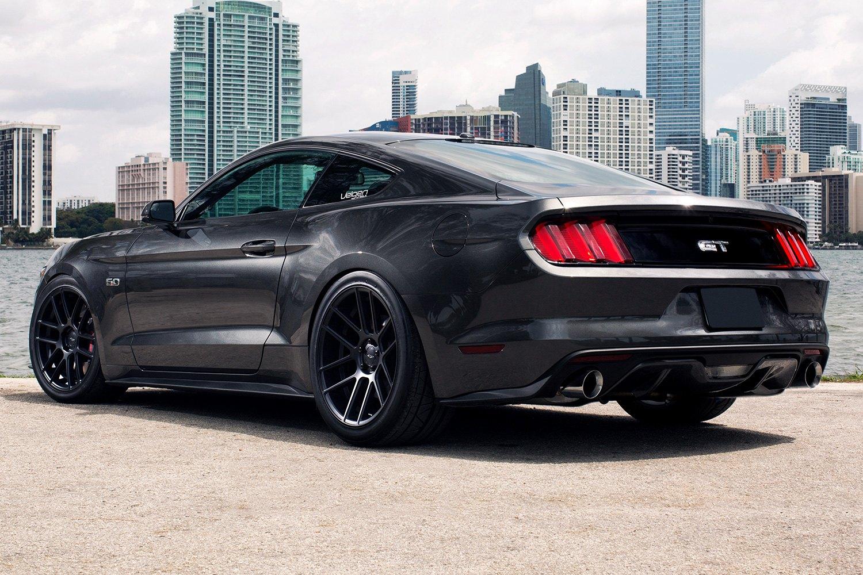 Ford Mustang Roush Parts >> VELGEN® VMB6 Wheels - Satin Black Rims