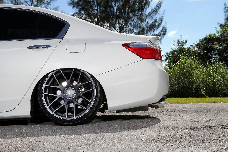 VELGEN® VMB7 Wheels - Matte Gunmetal Rims