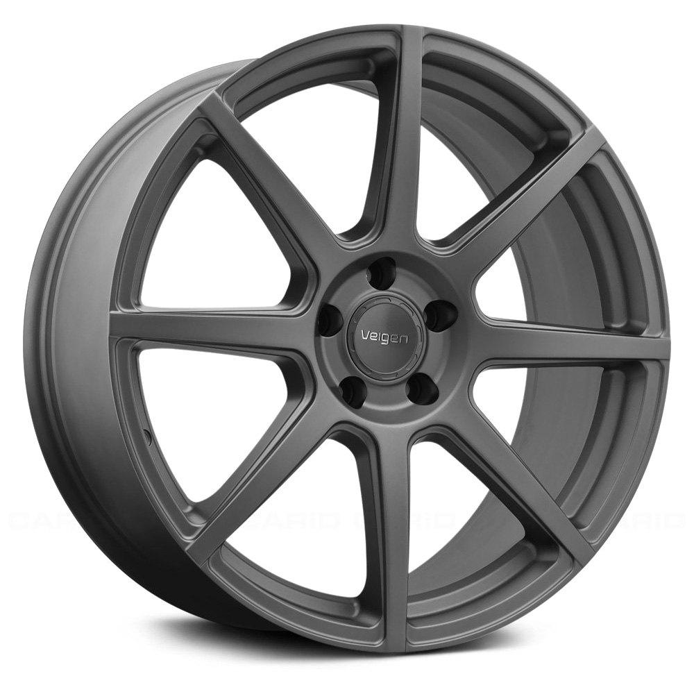 Velgen 174 Vmb8 Wheels Matte Gunmetal Rims