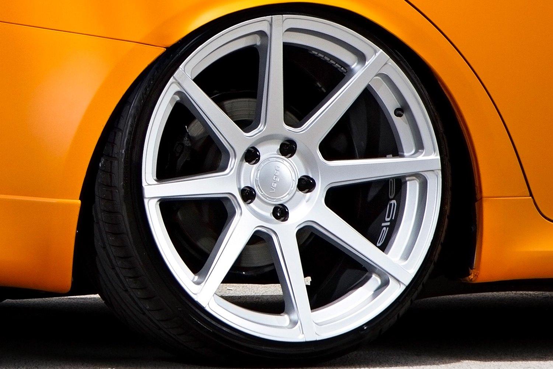 Vmb Matte Silver Lexus Is