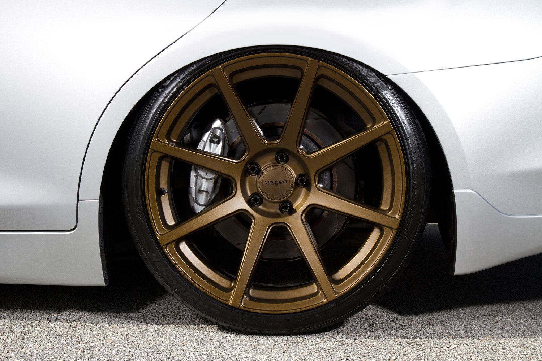 Velgen 174 Vmb8 Wheels Satin Bronze Rims