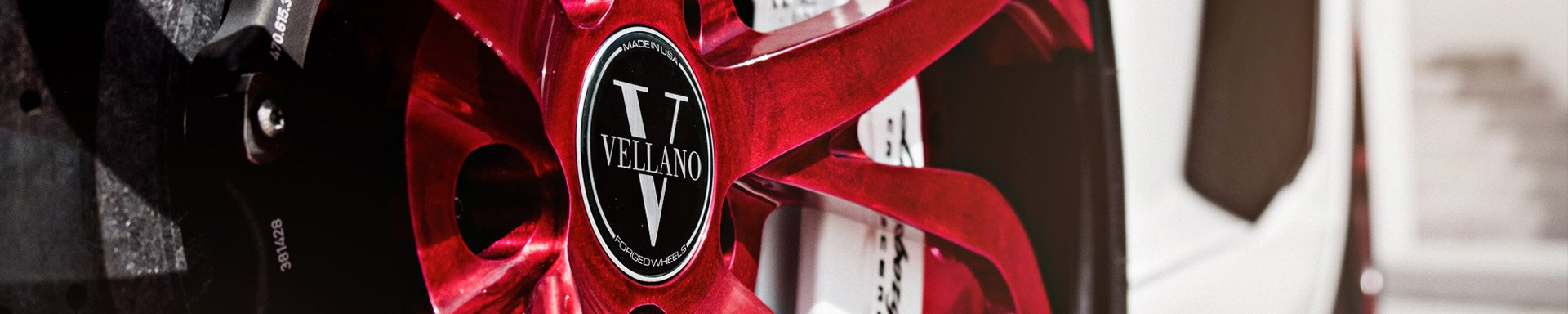 Universal VELLANO CUSTOM WHEELS