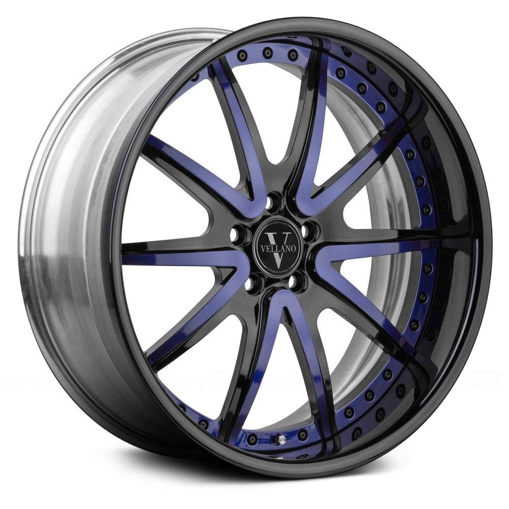 vellano vrv 3pc wheels custom painted rims. Black Bedroom Furniture Sets. Home Design Ideas