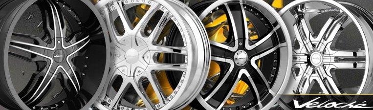 Veloche Wheels & Rims