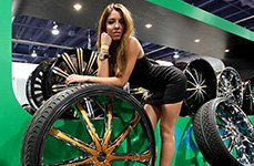 VELOCITY® - Wheels on SEMA 2014
