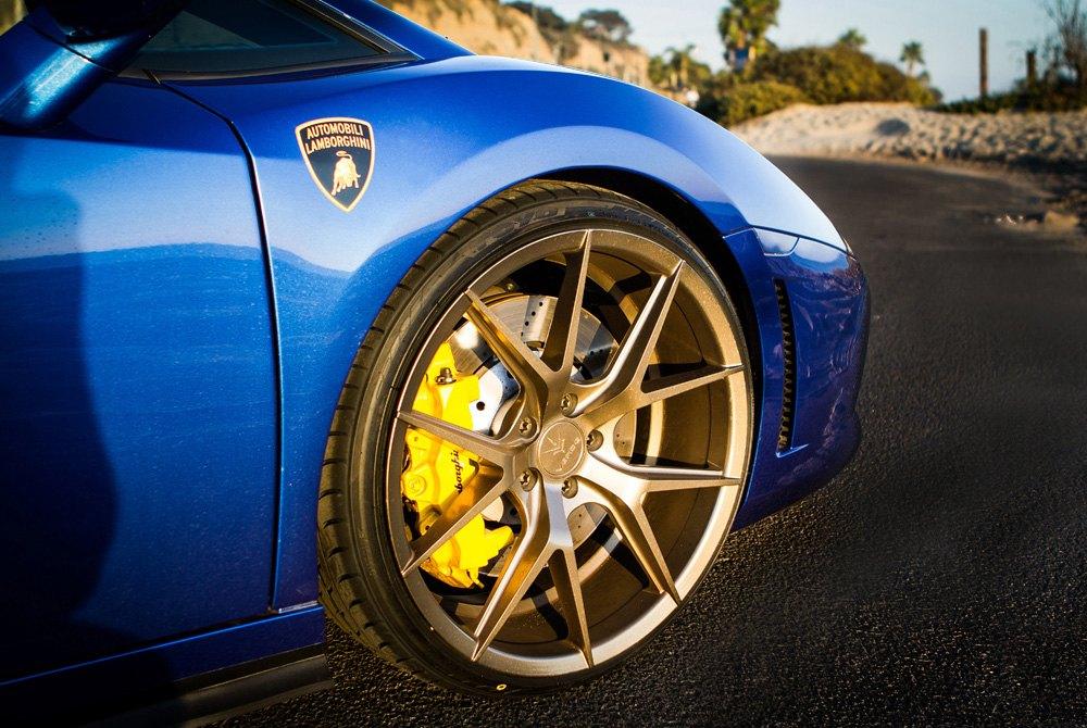 VERDE® V99 AXIS Wheels - Gloss Bronze Rims
