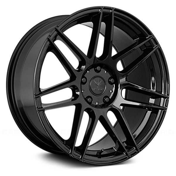 VERDE REFLEX Wheels Gloss Black Rims