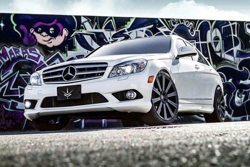 Mercedes Parts Center >> VERDE® V93 SHIFT Wheels - Matte Black Rims