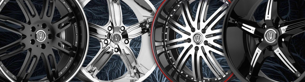 Universal Versante WHEELS & RIMS