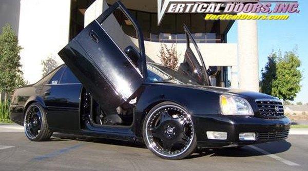 Cadillac Deville 2000. 2000 Cadillac Deville